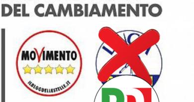 """CONTRATTO PER IL GOVERNO DEL CAMBIAMENTO: """"MoVimento 5 Stelle + Partito Democratico - Lega"""