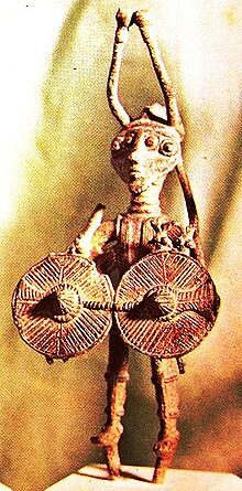 Bronzetto Sardo (guerriero)